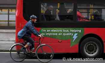 Labour vows to electrify England's entire bus fleet by 2030