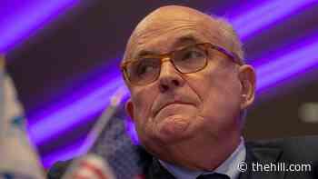 Giuliani draws attention with latest trip to Ukraine