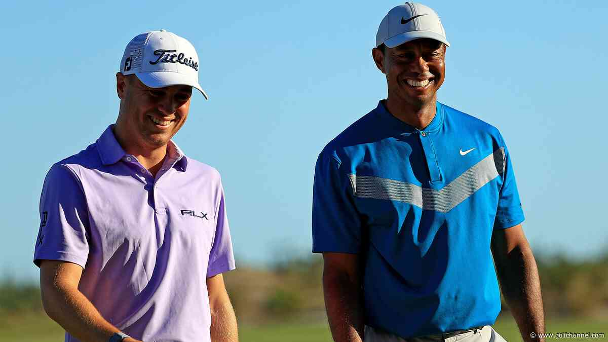 Thomas still undefeated when grouped with Tiger