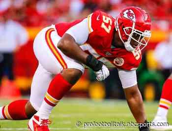 NFL suspends Breeland Speaks for four games