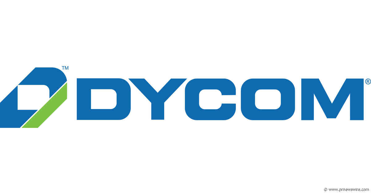 Dycom Industries, Inc. Announces Withdrawal of Proposed Senior Notes Offering