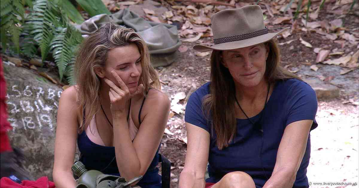 Nadine Coyle and Caitlyn Jenner leave I'm A Celebrity with emotional exit from the jungle