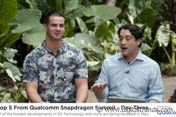 Digital Trends Live: Day Three highlights from the Qualcomm Snapdragon Summit