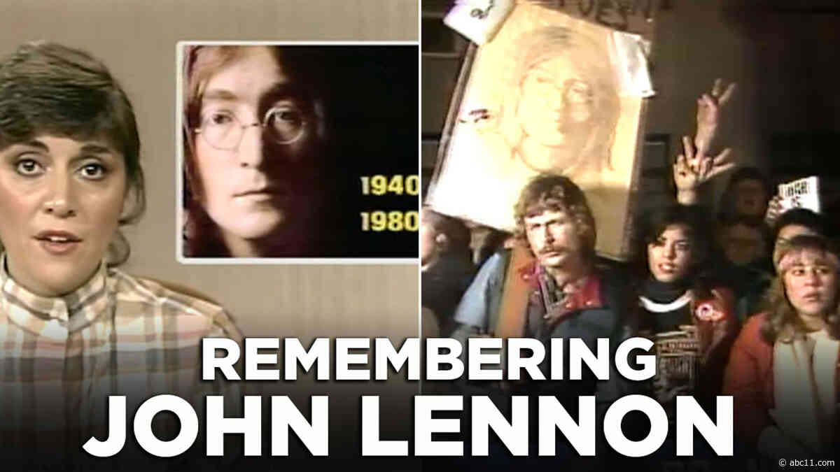 Remembering John Lennon, 39 years after his murder in NYC