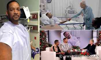 Will Smith, 51, says his colonoscopy 'turned very real' due to polyp