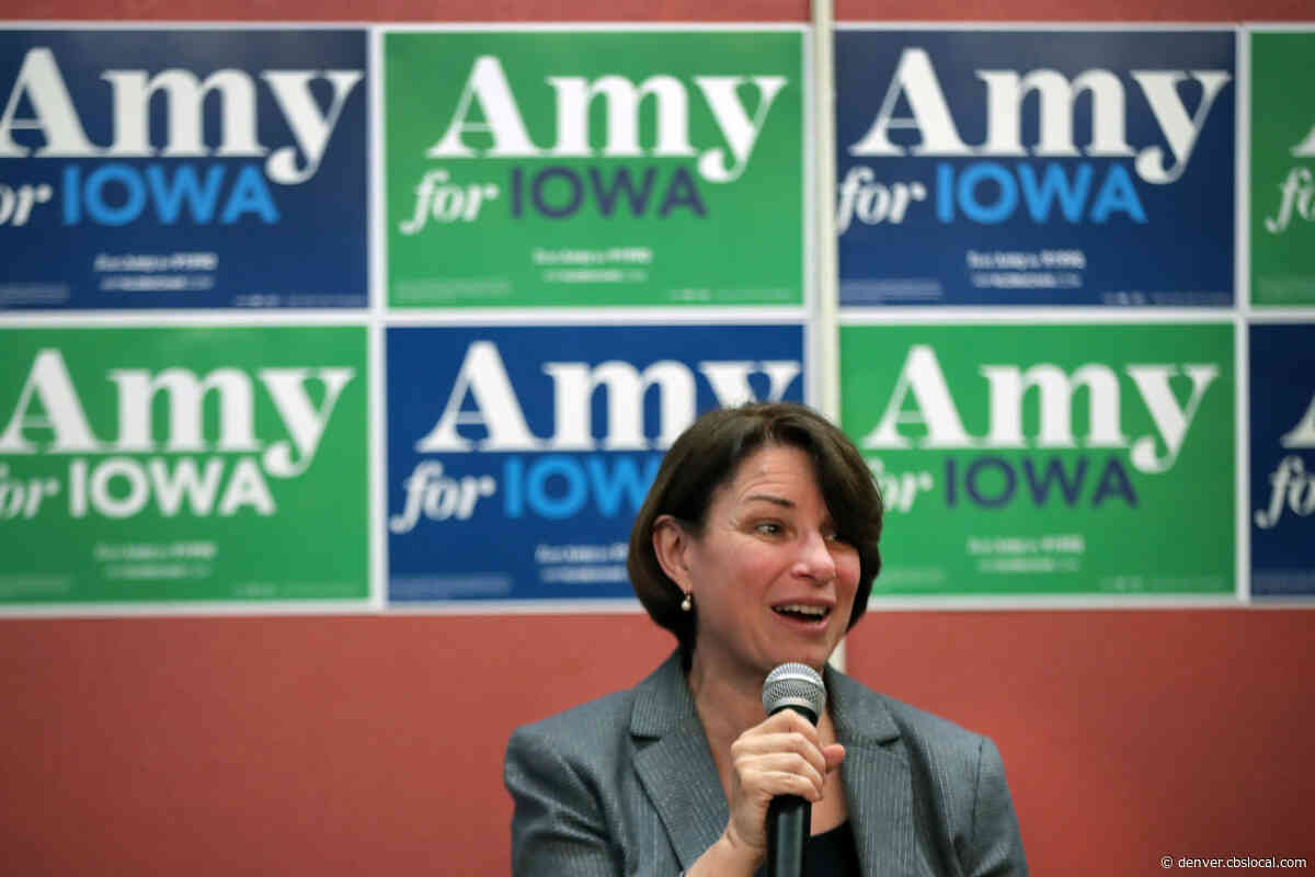 Presidential Candidate Amy Klobuchar To Appear In Denver