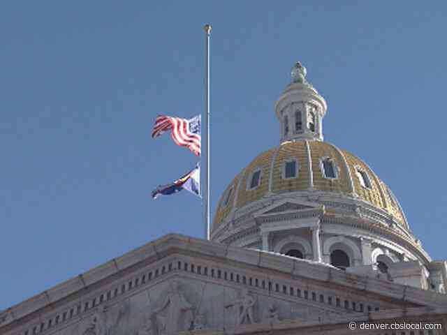 Gov. Jared Polis Orders Flags Lowered To Half Staff On National Pearl Harbor Remembrance Day