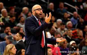 Knicks fire David Fizdale, make Mike Miller interim coach
