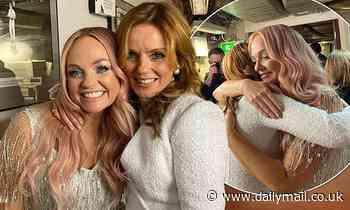 Geri Horner praises her 'amazing' Spice Girls bandmate Emma Bunton