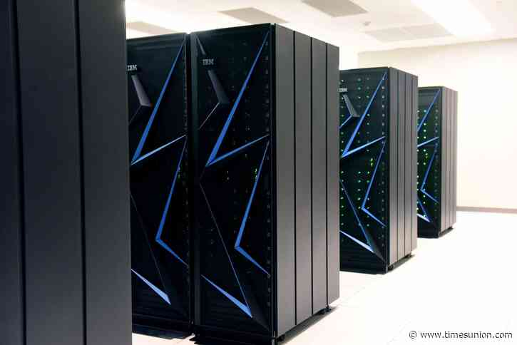 New RPI supercomputer is among world's fastest and most powerful