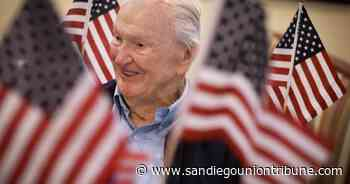 99-year-old Pearl Harbor survivor not worried about the nation remembering