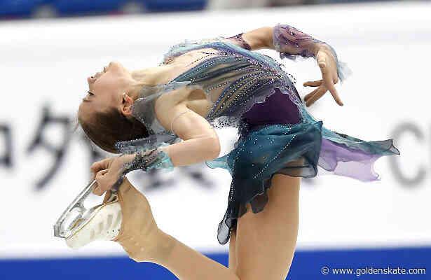 Russia's Kamila Valieva soars to Junior Grand Prix Final title