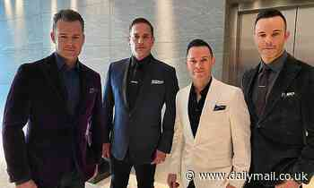 Human Nature's Andrew Tierney reveals his hopes for the band after Hall of Fame induction