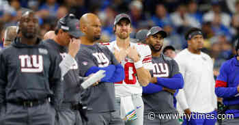 Eli Manning Is Ready for Another Chance