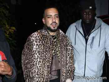 French Montana Ordered To 1-Month Bedrest Amid New Album Drop