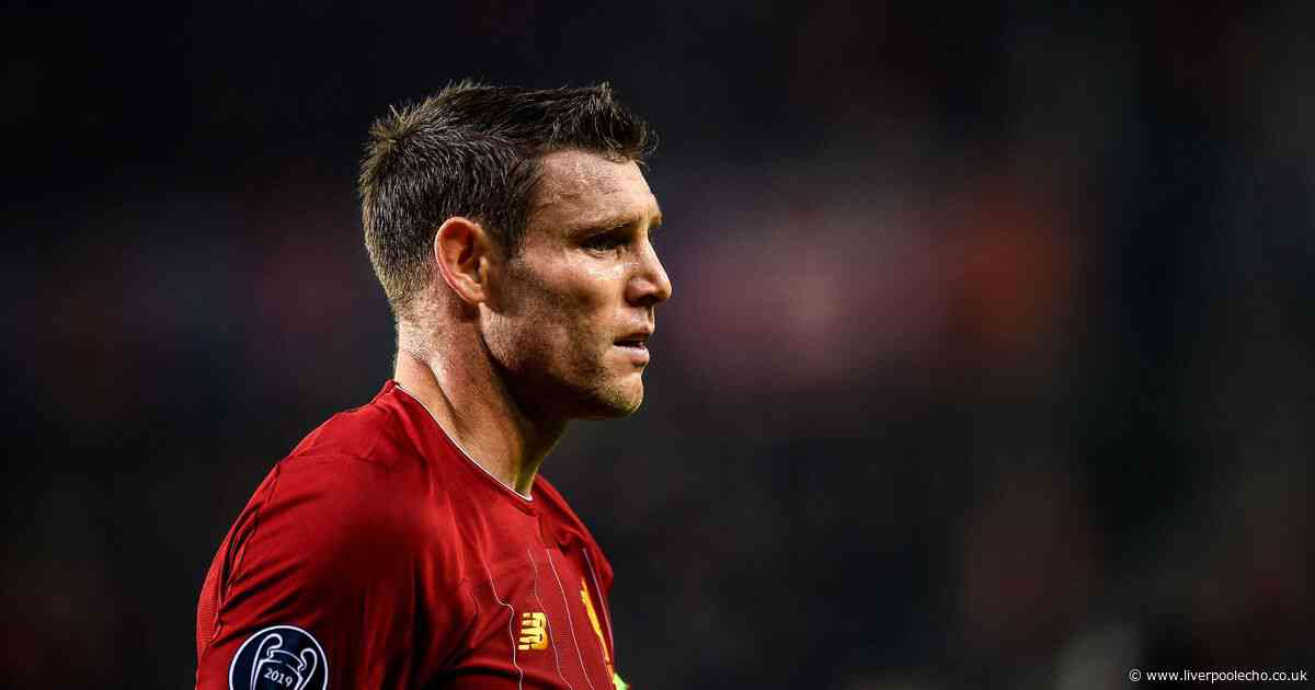 Man City mistake Jurgen Klopp cannot afford to repeat with James Milner at Liverpool
