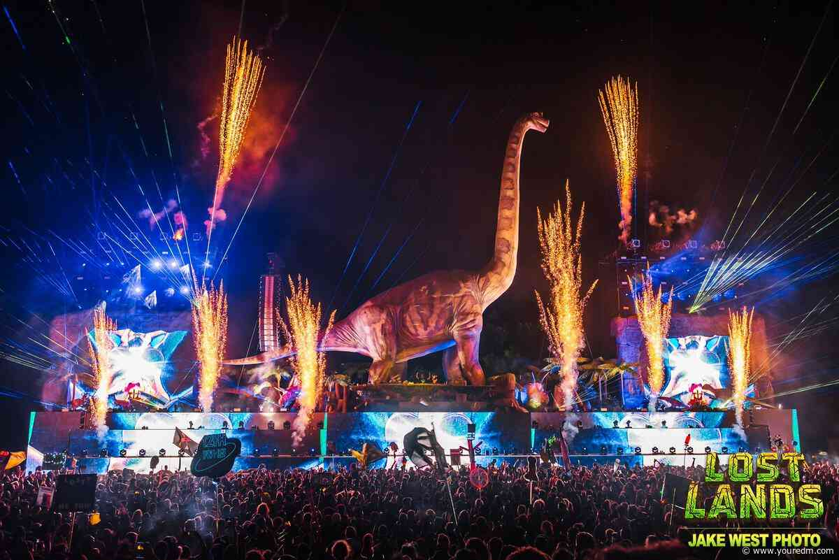 Excision Releases Massive Lost Lands 2019 Mix + Compilation [LISTEN]