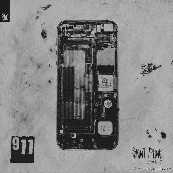 "Saint Punk debuts first Armada US single with ""911"""