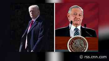 Trump to 'temporarily hold off' declaring Mexican cartels terror organizations