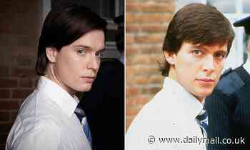 Freddie Fox bears uncanny resemblance to murderer Jeremy Bamber in new snap from White House Farm