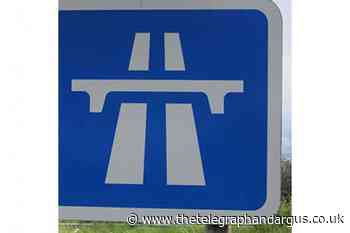 M62: Planned motorway closure on Monday