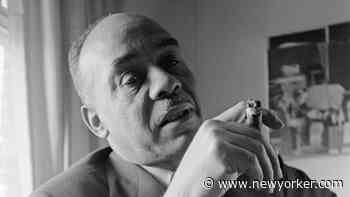 Just as the invisible man's retreat is a hibernation preparatory to action, <strong>Ralph Ellison's letters</strong> are a map of his planned advance