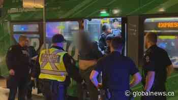 Caught on video: Vancouver police questioned after bus arrest