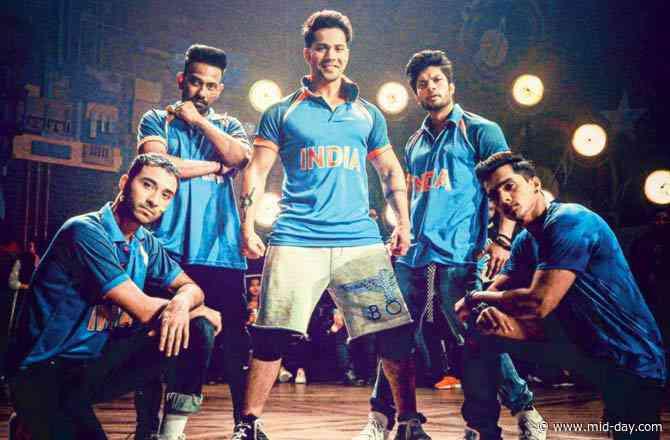 Varun Dhawan delays dance party for Salman Khan