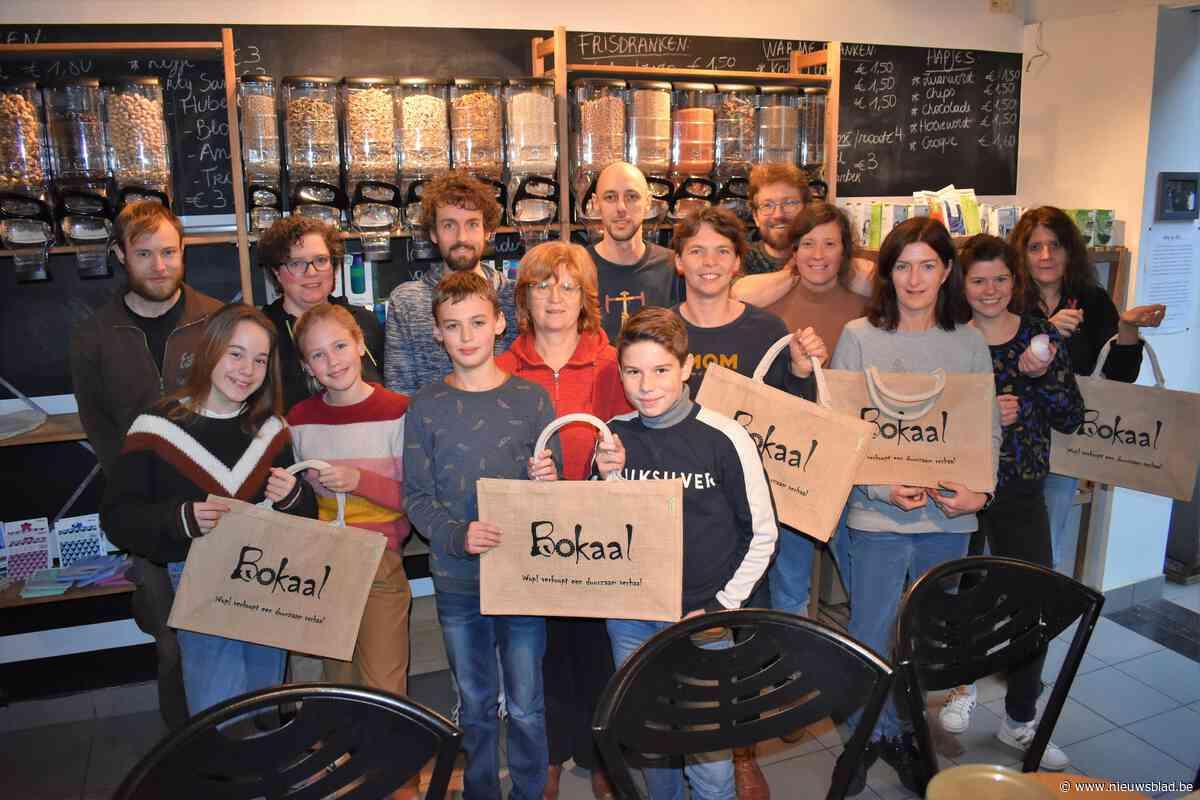 Verpakkingsarme winkel Bokaal opent voor het eerst de deuren als pop-up