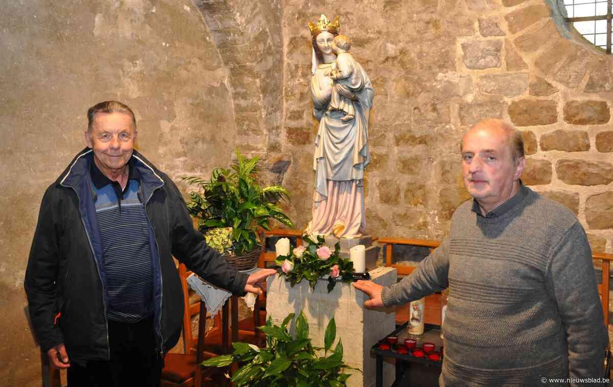 Zaak van gestolen en teruggegeven Mariabeeld wordt uitgevochten voor rechter
