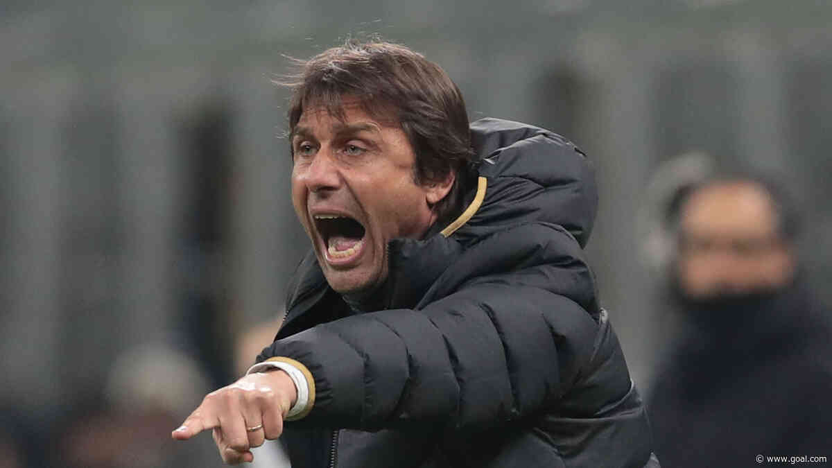 'This is not good' - Conte angry at boos from Inter fans after Roma stalemate