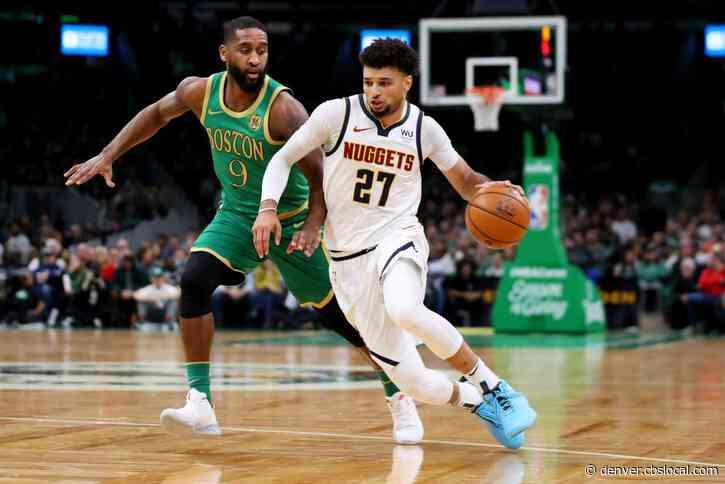 Celtics Never Trail, Topple Nuggets 108-95