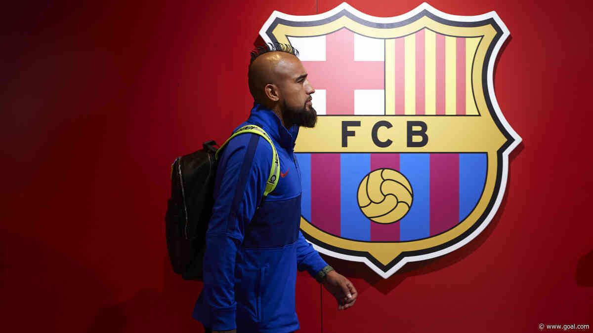 'Barcelona have a lot of midfielders' - Valverde hints at Vidal departure