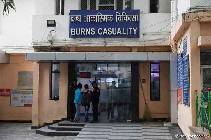Indian rape victim dies in hospital after being set ablaze