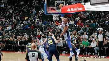 GAME RECAP: Pistons 108, Pacers 101