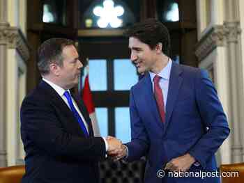 Jason Kenney to meet Trudeau next week to talk about pipelines and equalization