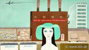Ausstellung mit Werken von Josef Nowinka: Die Frau als Sehnsuchtsobjekt