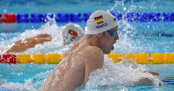 Schwimm-Europameisterschaft:  Gleich vier Heidelberger am Start