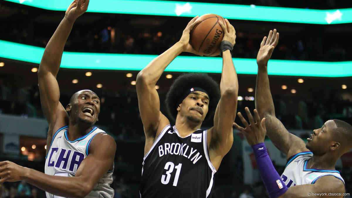 Nets Keep Rolling Without Kyrie, Beat Hornets 111-104