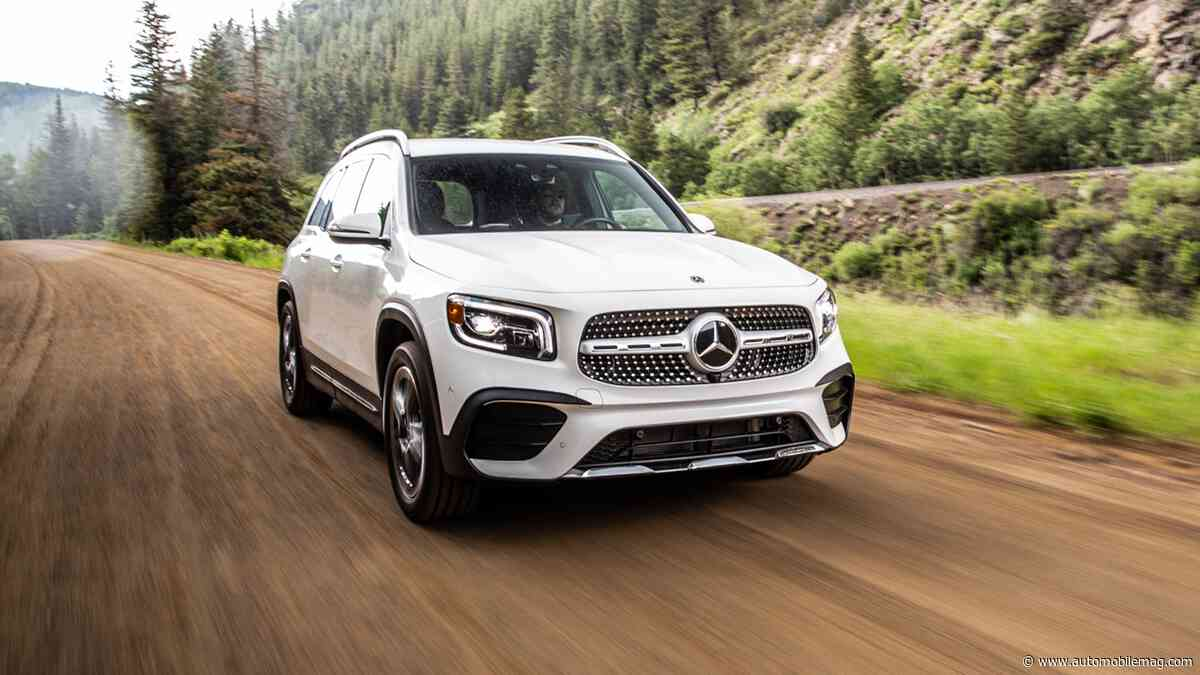 2020 Mercedes-Benz GLB First Drive Review: The Not-So-Baby Benz Delights