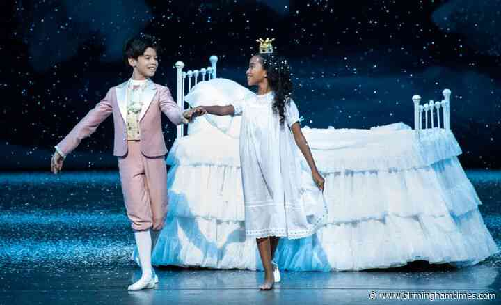 "11-year-old Becomes First Black Marie in New York City Ballet's ""The Nutcracker"""