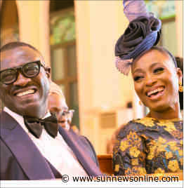 Auto mogul, Tayo Ayeni celebrates wife, Tutu's golden age with lavish shindig