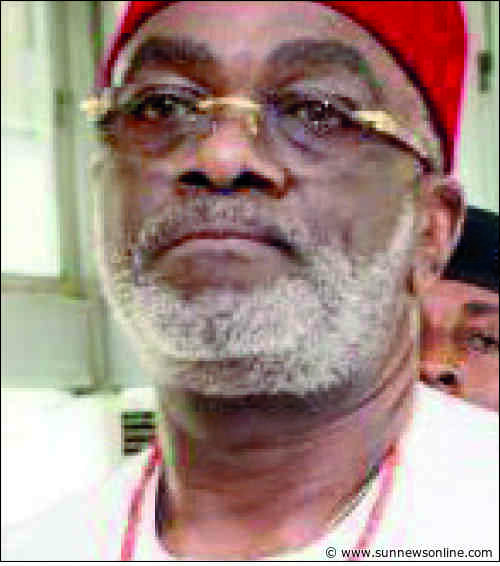 That Senator Ben Obi's outburst at Anambra Cultural Day
