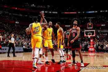 GAME RECAP: Warriors 100 , Bulls 98