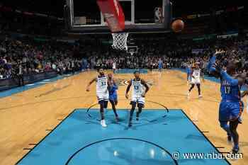 GAME RECAP: Thunder 139, Timberwolves 127