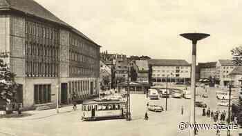 Jena: Als die Straßenbahn durch die Wagnergasse rumpelte