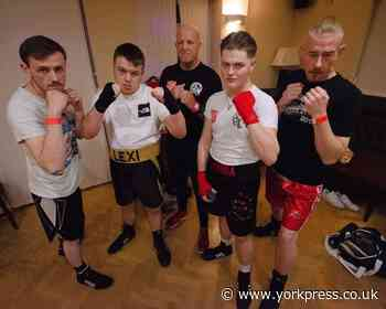 York boxers triumph in battle for wellness