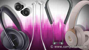 Noise-Cancelling-Kopfhörer 2019 im Test: Stoppt Lärm!