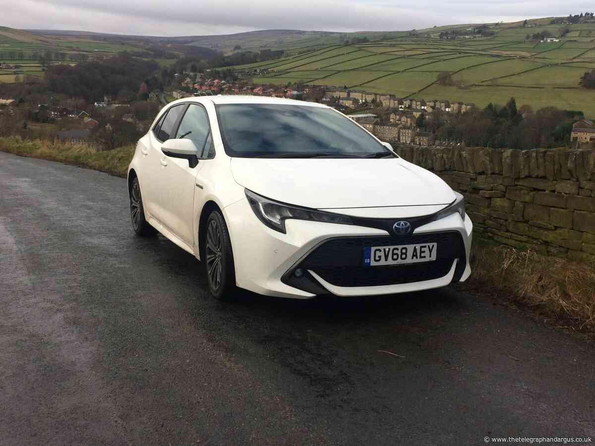 CAR REVIEW: Toyota Corolla