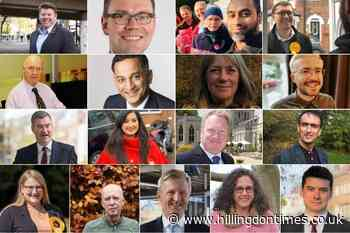 All the parliamentary candidates for Watford, South West Herts, Hemel Hempstead and Hertsmere
